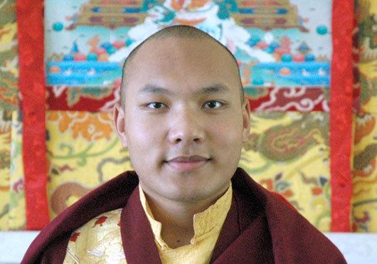 Karmapa Khyenno!