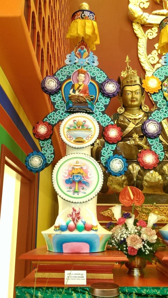 NA Kagyu Monlam Torma (July 2016) 1