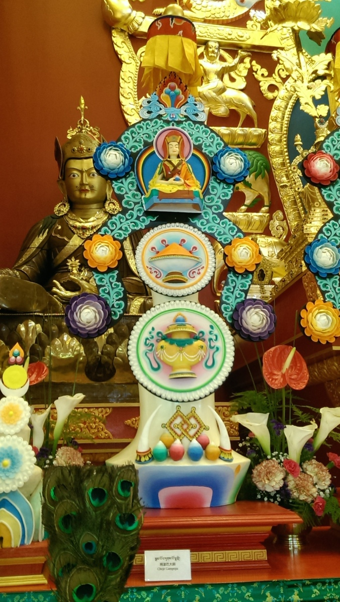 NA Kagyu Monlam Torma (July 2016) 3