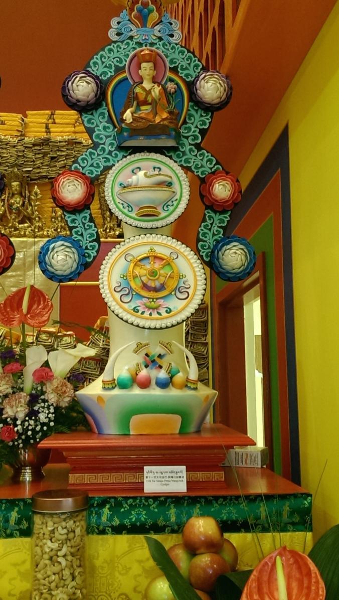 NA Kagyu Monlam Torma (July 2016) 5