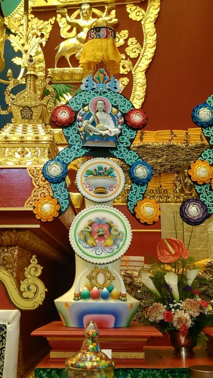 NA Kagyu Monlam Torma (July 2016) 8